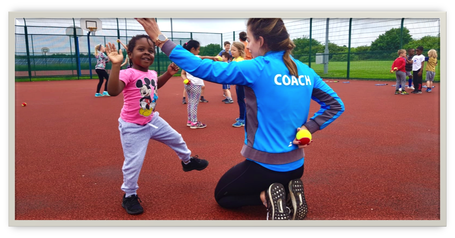 Sir Thomas Freemantle School Multi Sport Camp