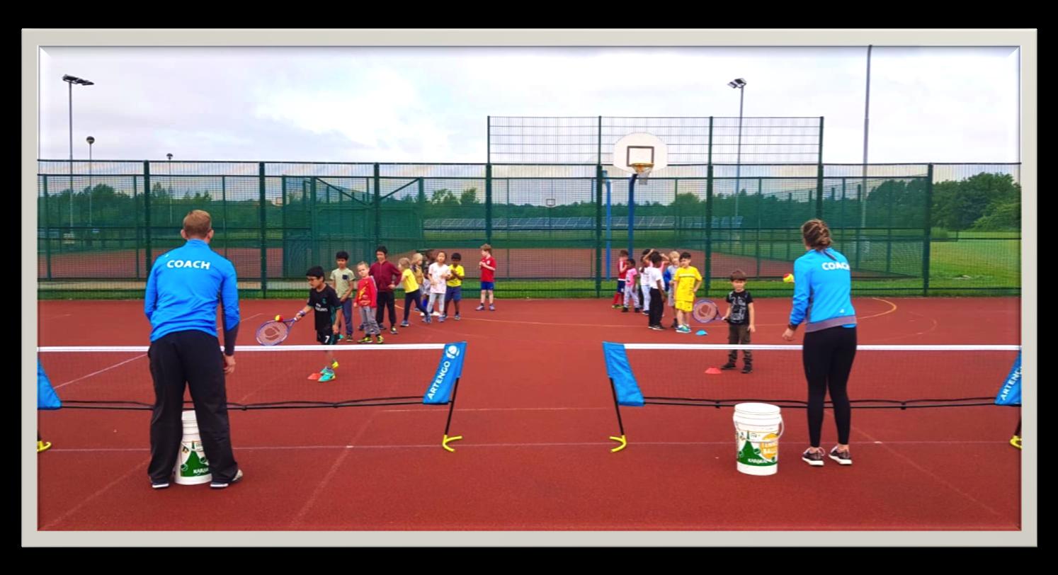 MKTC Tennis Camp